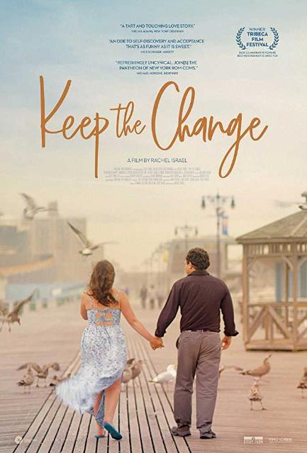 Keep the Change (2017) 720p WEB-HD 675 MB-iExTV