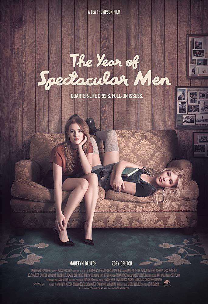 The Year Of Spectacular Men 2017 HDRip XviD AC3-EVO