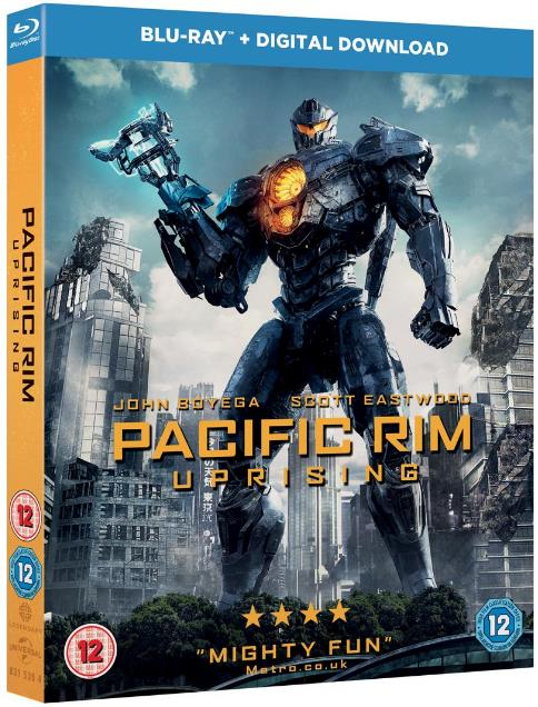 Pacific Rim Uprising (2018) 720p BluRay x264 Dual Audio Hindi DD 5.1 - English 2.0 ESub MW