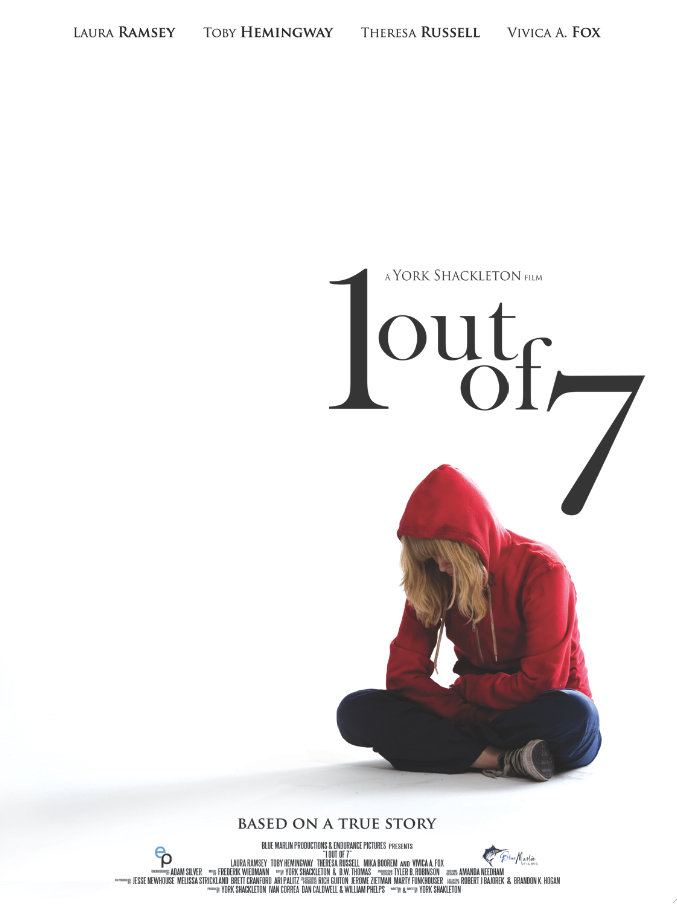 1 Out of 7 2011 WEBRip x264-ION10