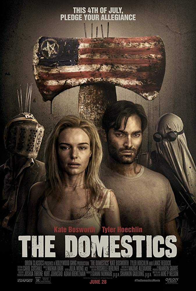 The Domestics (2018) 1080p WEB-DL DD 5.1 x264 MW