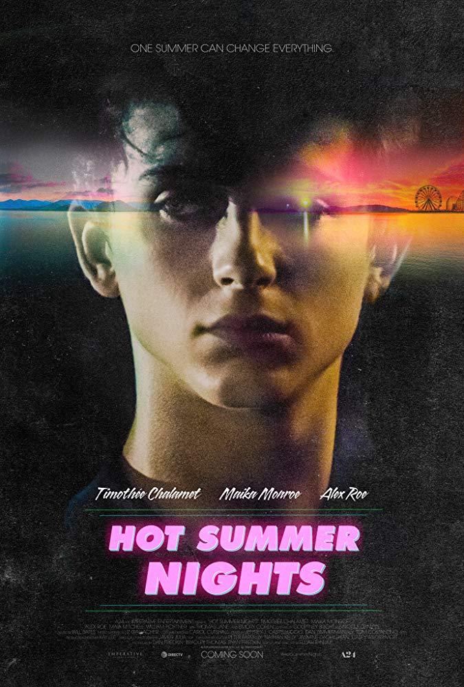 Hot Summer Nights 2017 HDRip X264 AC3-Ovelha