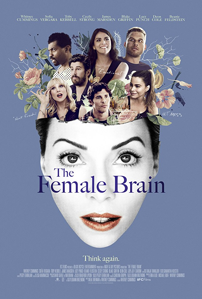 The Female Brain 2018 BRRip XviD AC3-EVO