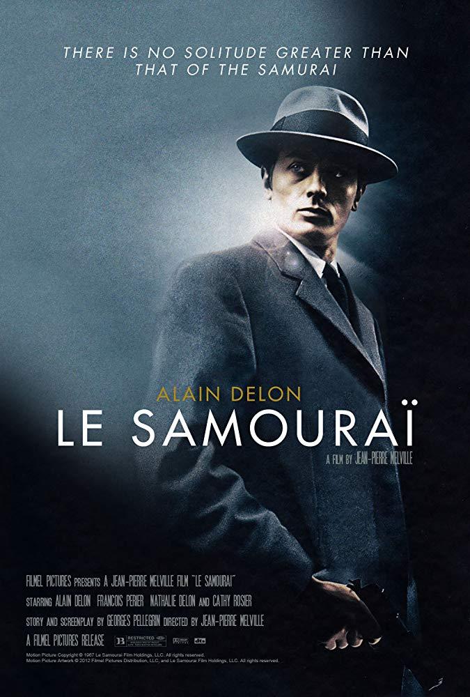 Le Samourai (1967)-Alain Delon-1080p-H264-AC 3 (DTS 5 1)-Eng Sub-Remastered nickarad