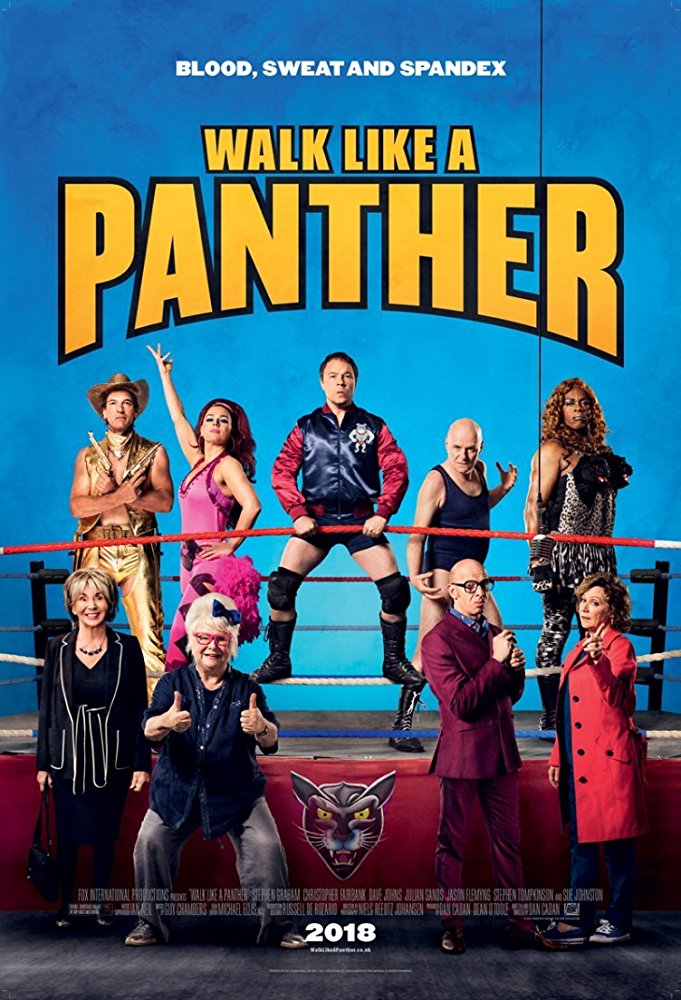 Walk Like a Panther 2018 720p WEB-DL DD5 1 H264-CMRG
