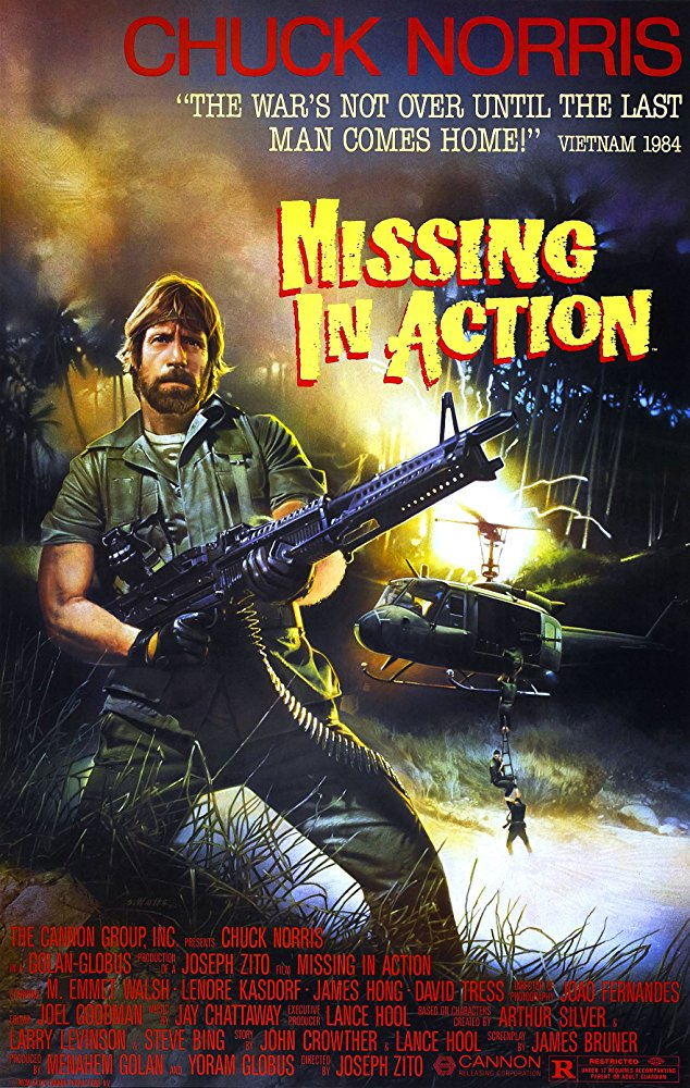 Missing In Action 3 1988 HDRIP H264 AC3-5 1-RypS