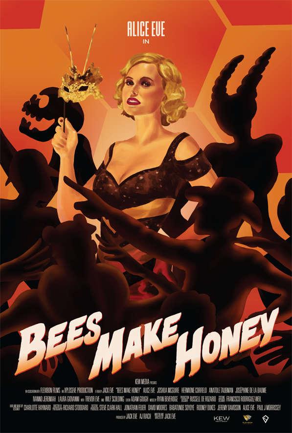 Bees Make Honey 2017 720p WEB-DL MkvCage