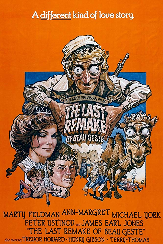 The Last Remake of Beau Geste 1977 1080p BluRay H264 AAC-RARBG