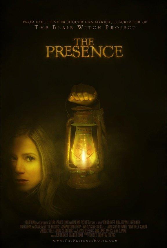 The Presence 2010 BRRip XviD MP3-XVID