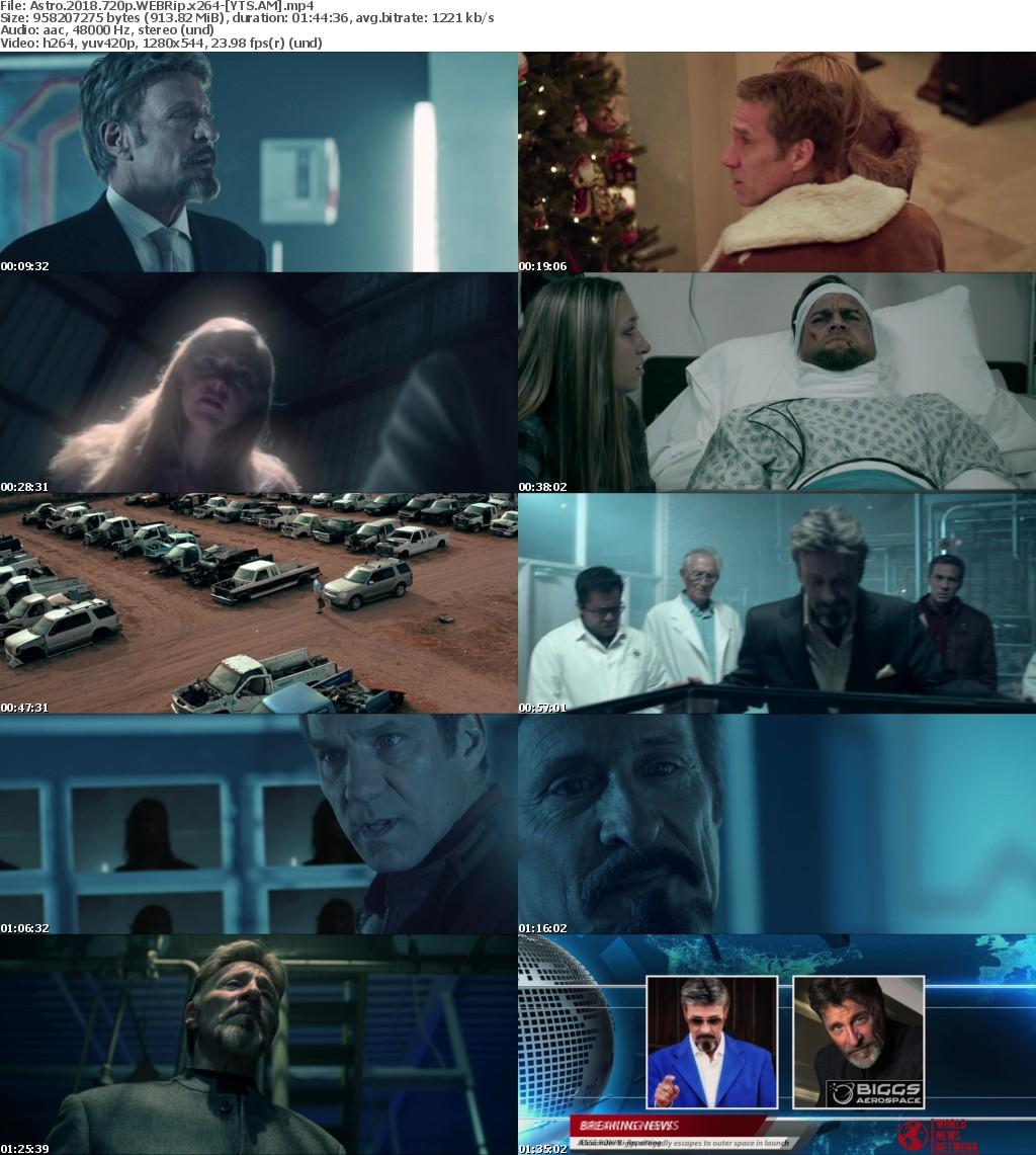 Astro (2018) [WEBRip] [720p] YIFY
