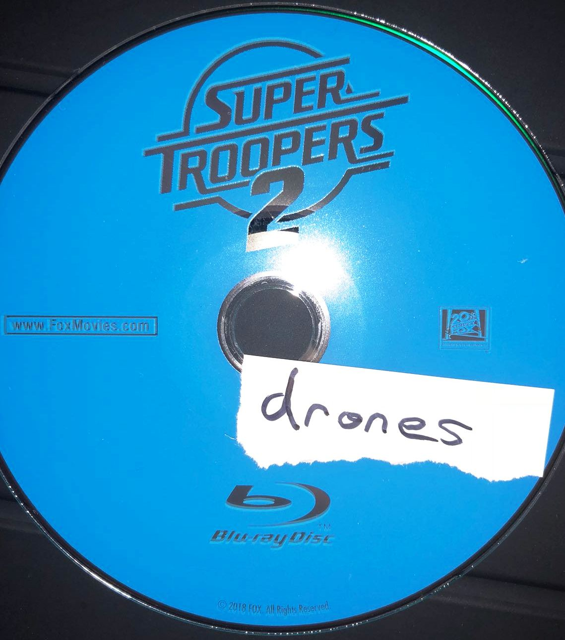 Super Troopers 2 2018 BDRip x264-DRONES[EtMovies]