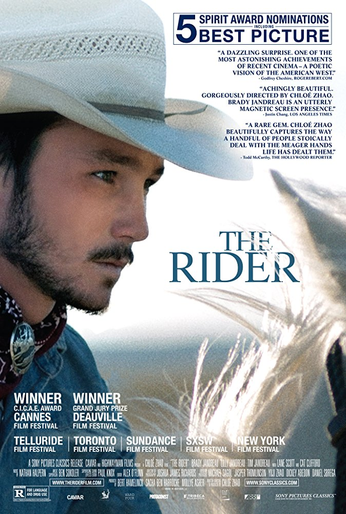 The Rider (2017) HDRip XviD AC3-EVO