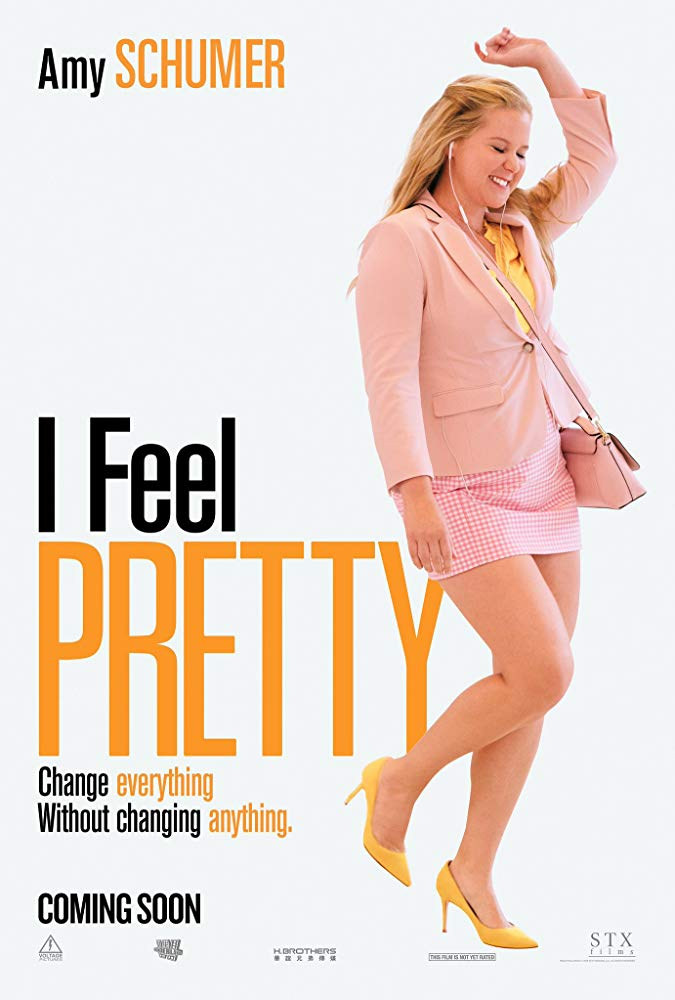 I Feel Pretty 2018 BRRip XviD AC3-EVO[TGx]