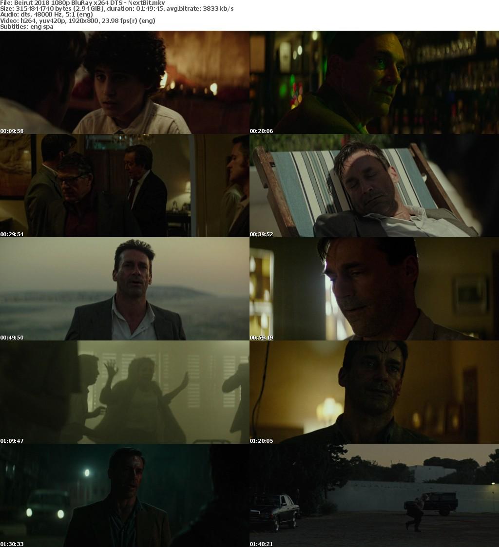 Beirut 2018 1080p BluRay x264 DTS - NextBit