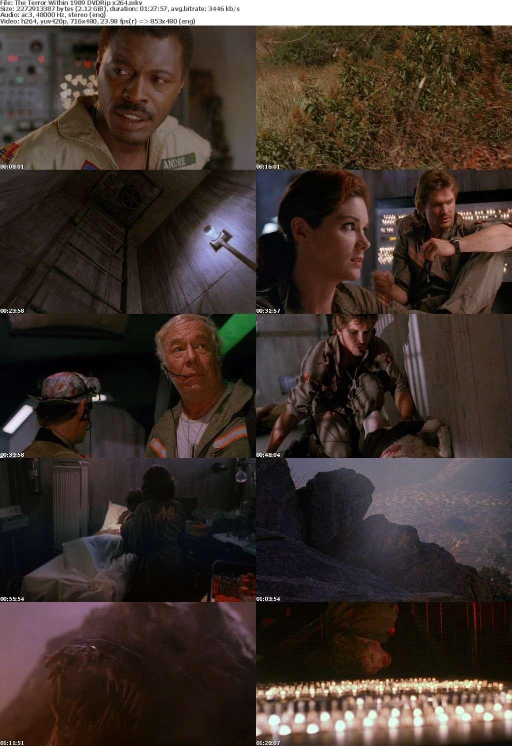 The Terror Within 1989 DVDRip x264