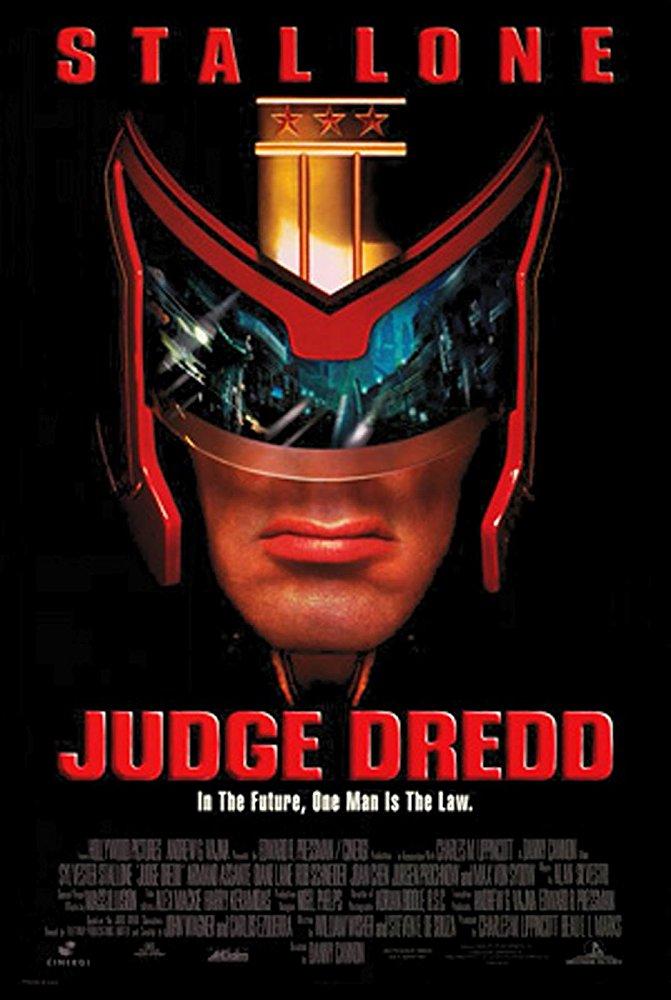 Judge Dredd 1995 BRRip XviD MP3-XVID