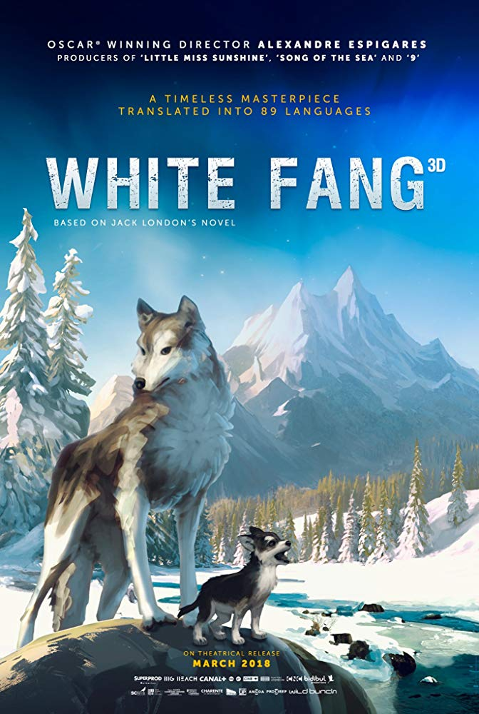 White Fang (2018) 1080p HDRip X264 AC3-EVO