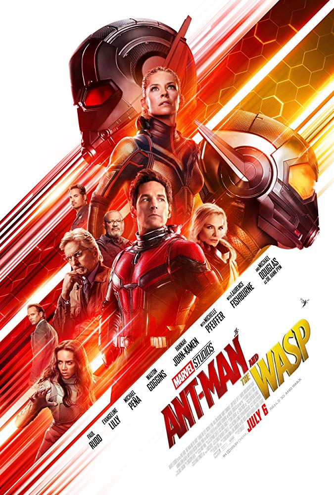 Ant-Man and the Wasp 2018 HDCAM 720p X264 Clean English Audio LLG