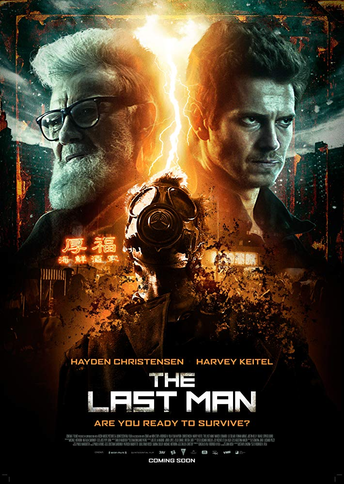 The Last Man (2018) HC HDRip XviD AC3-EVO