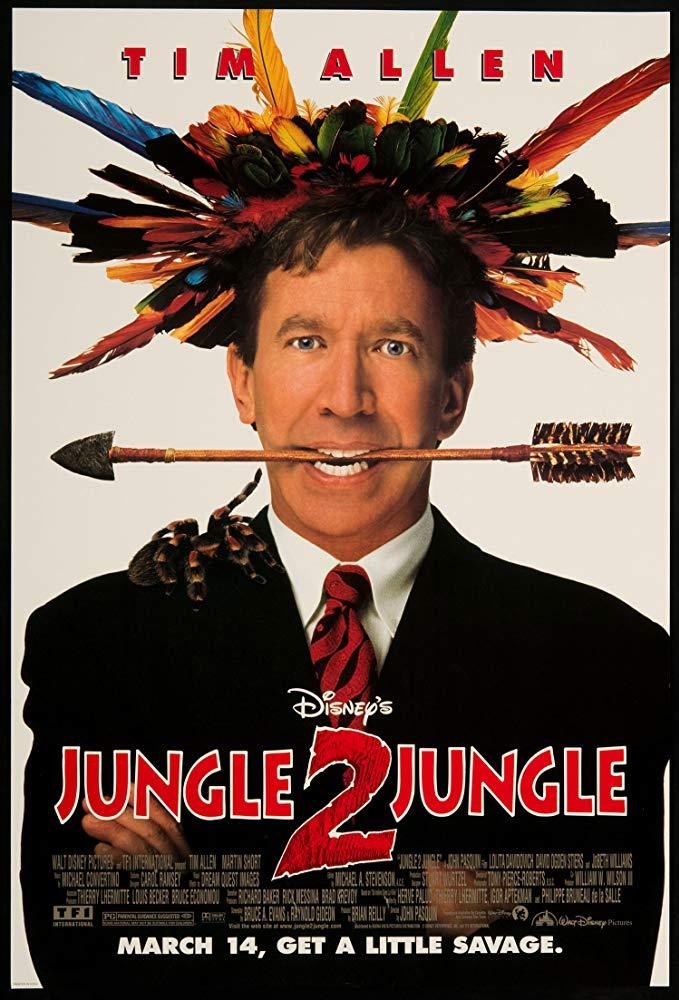 Jungle 2 Jungle (1997) [BluRay] [720p] YIFY