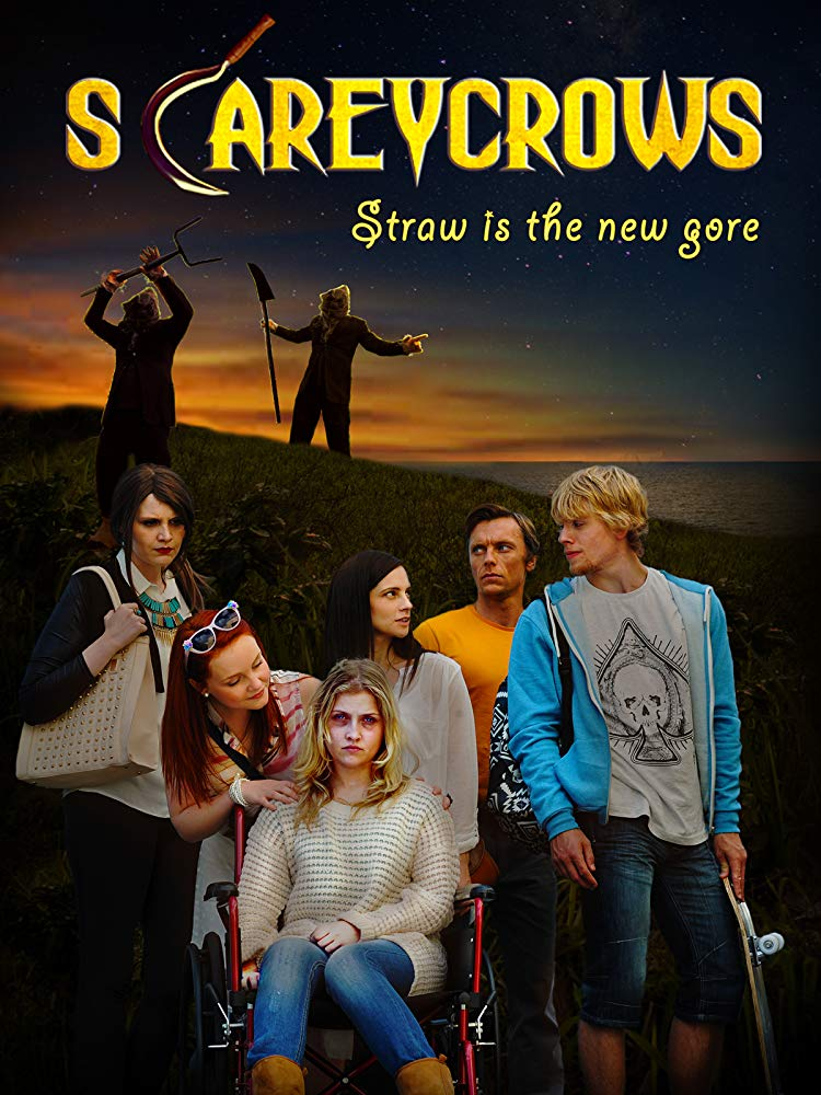 Scareycrows (2017) HDRip x264- SHADOW