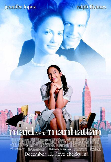 Maid In Manhattan 2002 BRRip XviD MP3-XVID