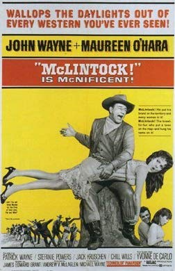McLintock 1963 BRRip XviD MP3-XVID
