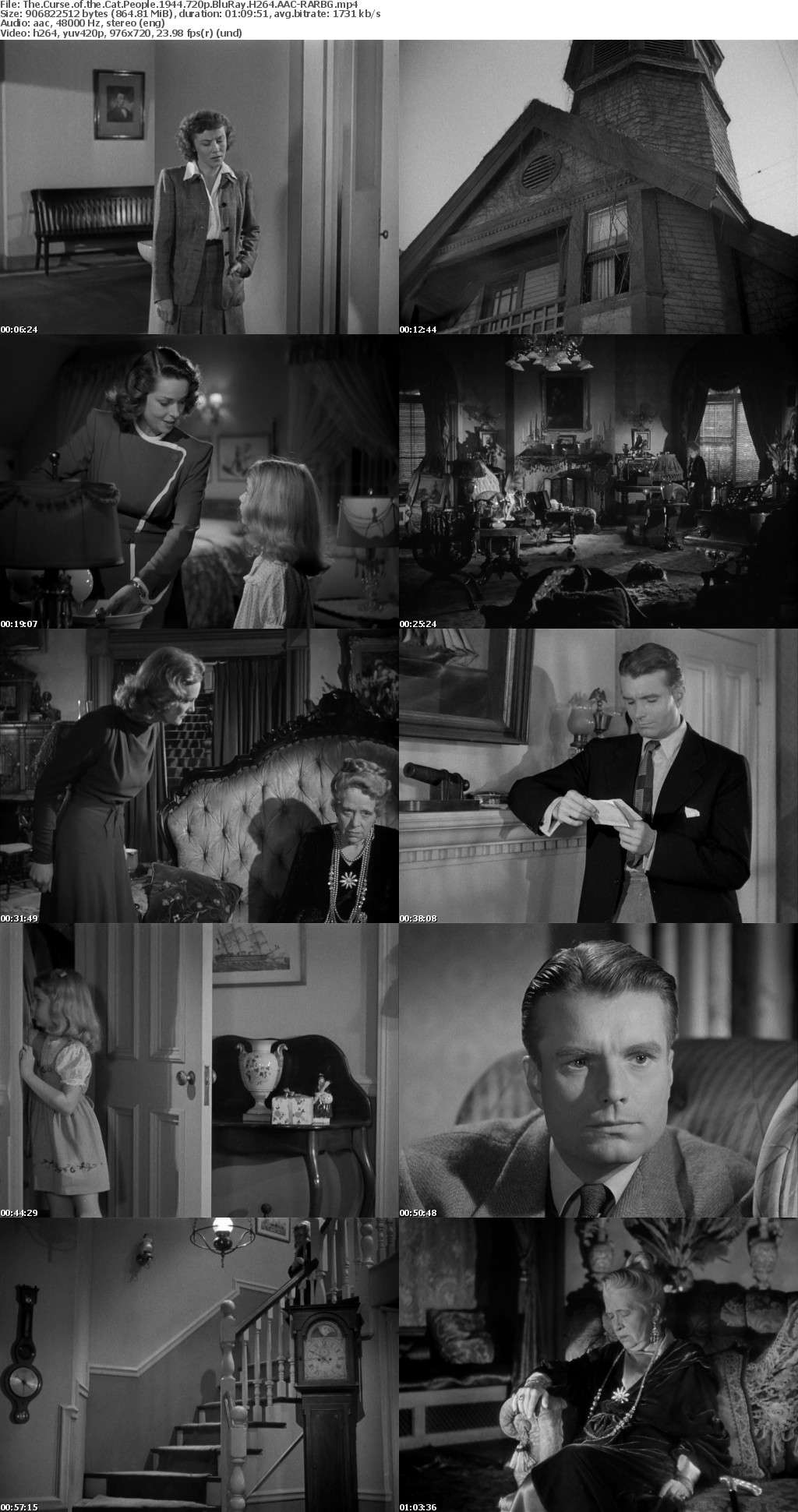 The Curse of the Cat People 1944 720p BluRay H264 AAC-RARBG