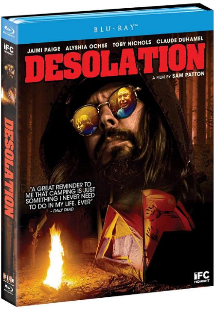 Desolation (2017) 480p WEB HD x264-DLW