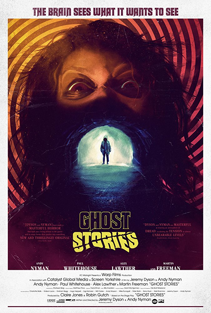 Ghost Stories (2017) HDRip XviD-AVID