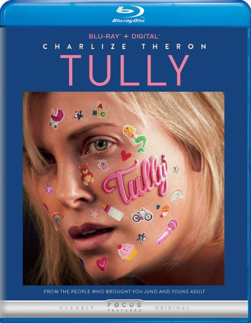 Tully (2018) HDRip XviD AC3-EVO