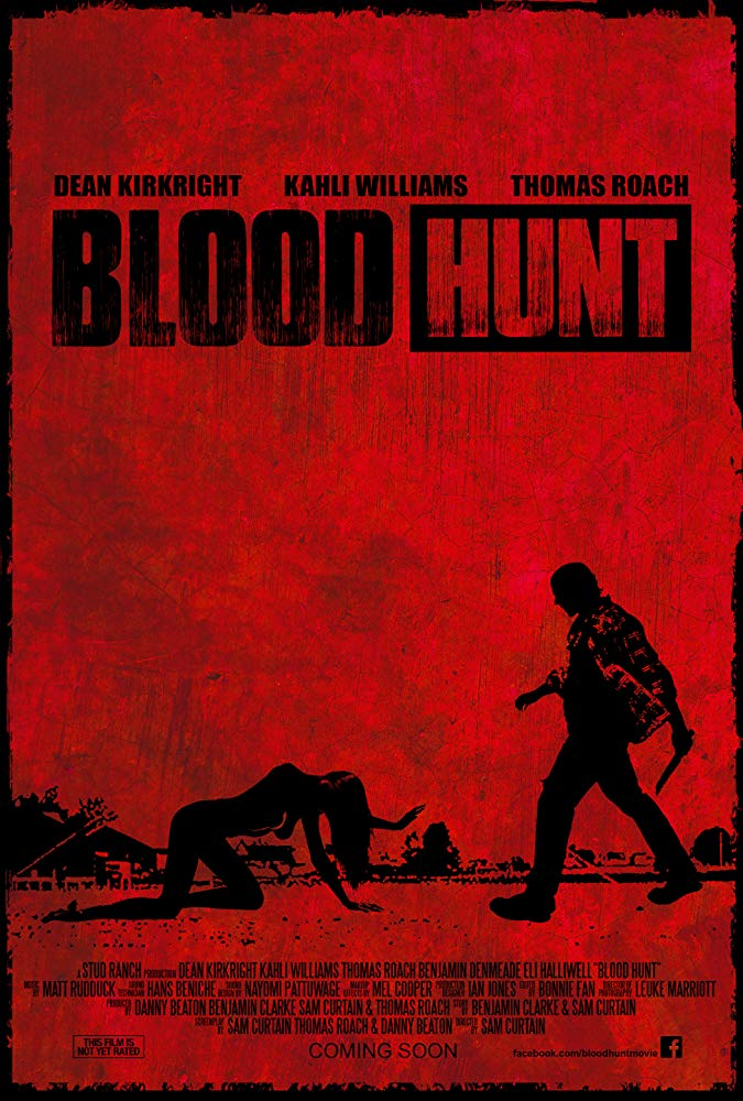 Blood Hunt (2017) BRRip AC3 X264-CMRG