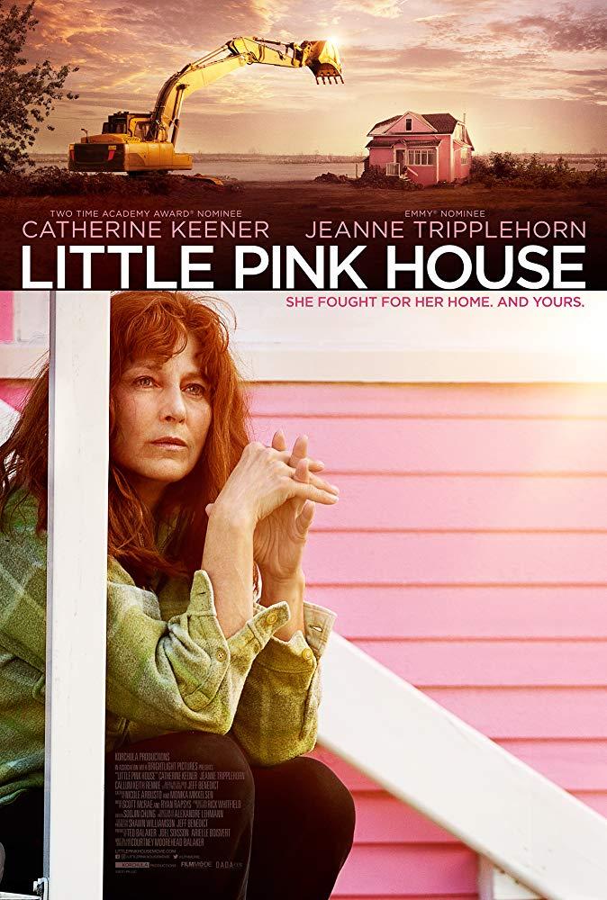 Little Pink House 2017 HDRip XviD AC3-EVO