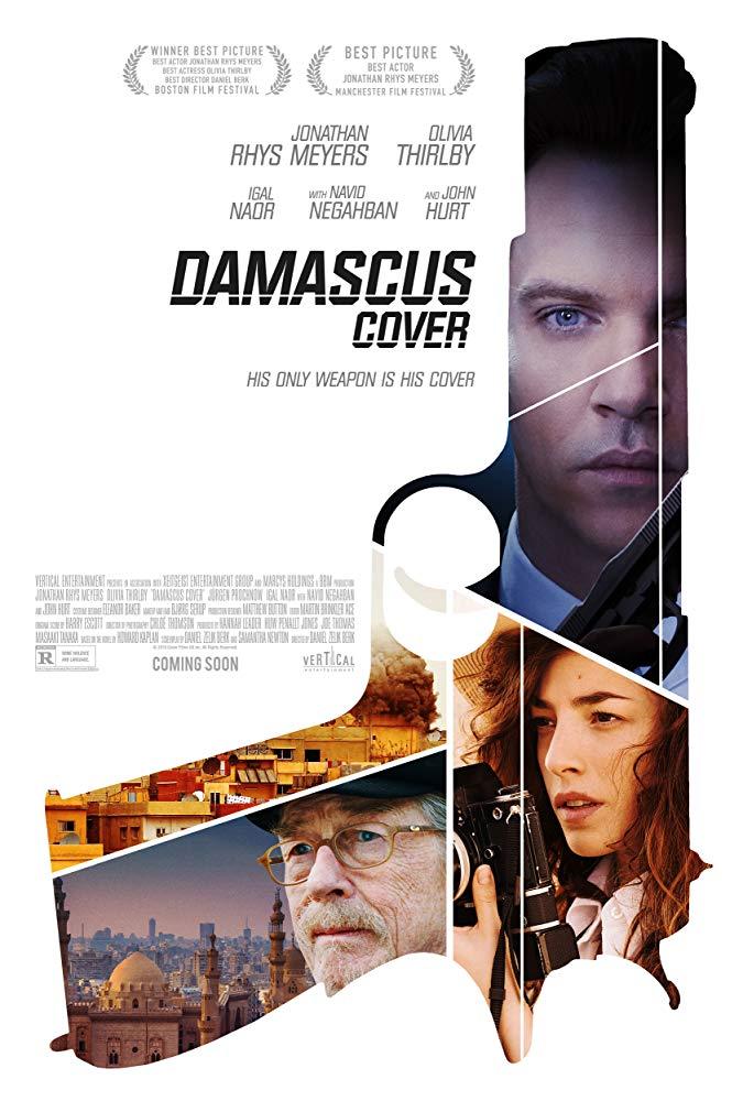 Damascus Cover 2017 HDRip AC3 X264-CMRG