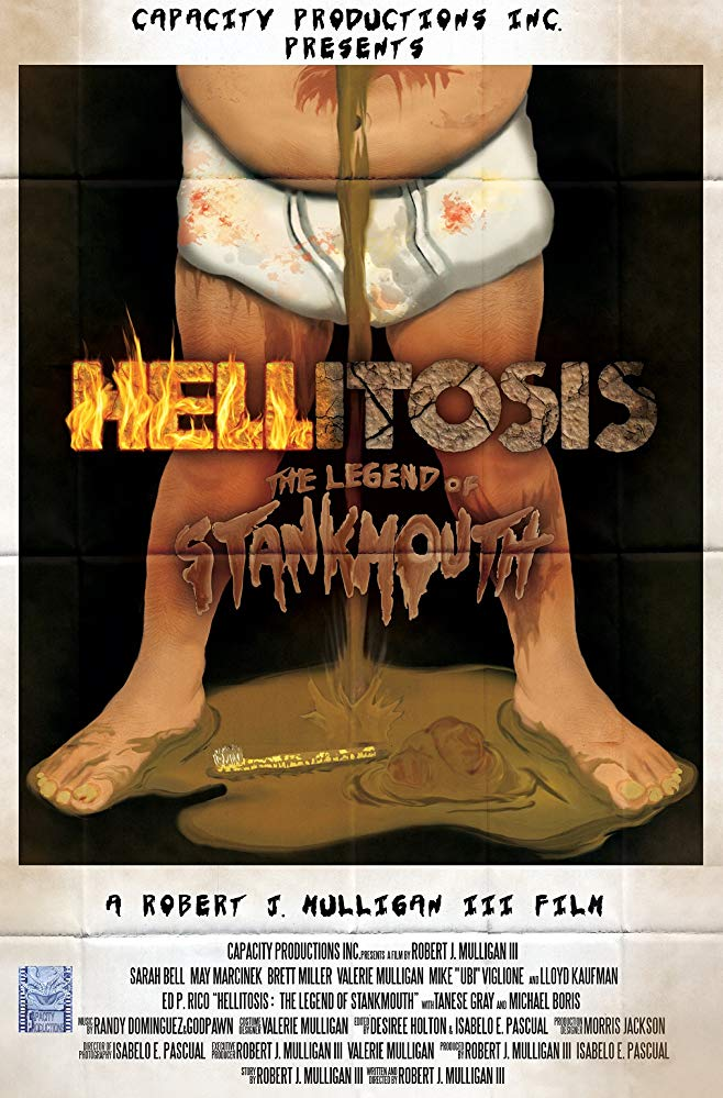 Hellitosis The Legend of Stankmouth (2017) WEBRip x264 - SHADOW