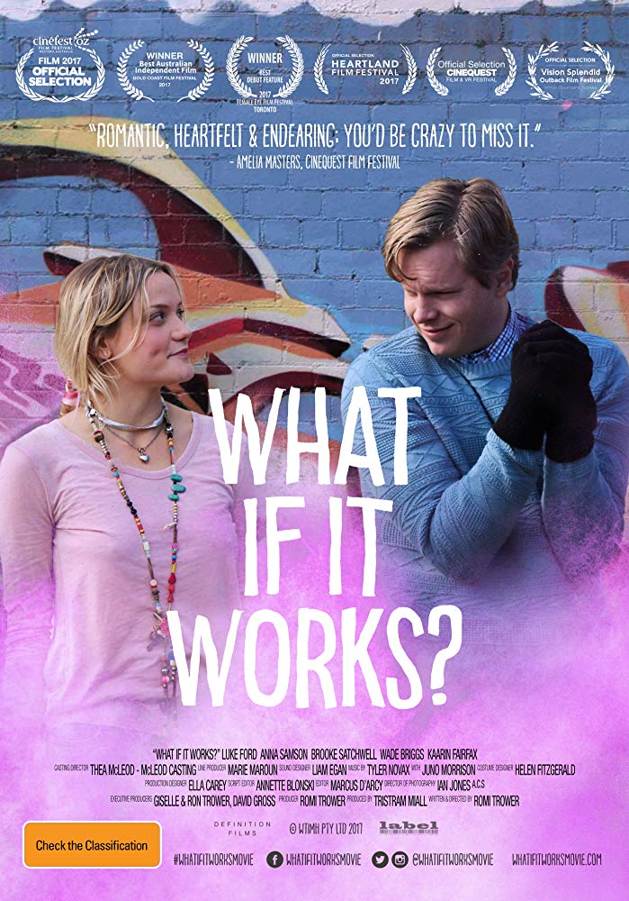 What If it Works 2018 BDRip XviD AC3-EVO