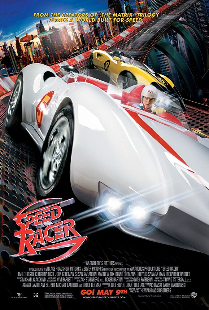 Speed Racer 2008 1080p BluRay H264 AAC-RARBG