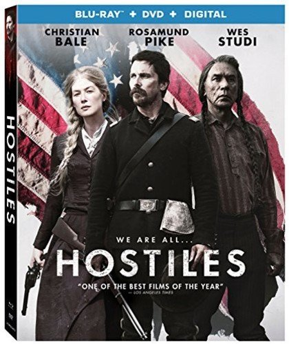 Hostiles  Ostili (2017) 720p BluRay H264 [Italian+English] Ac3-5.1-MIRCrew
