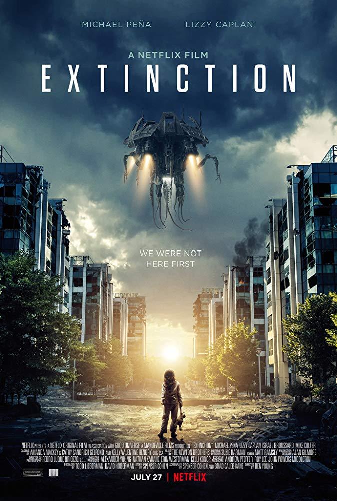 Extinction 2018 720p WEBRip x264-STRiFE