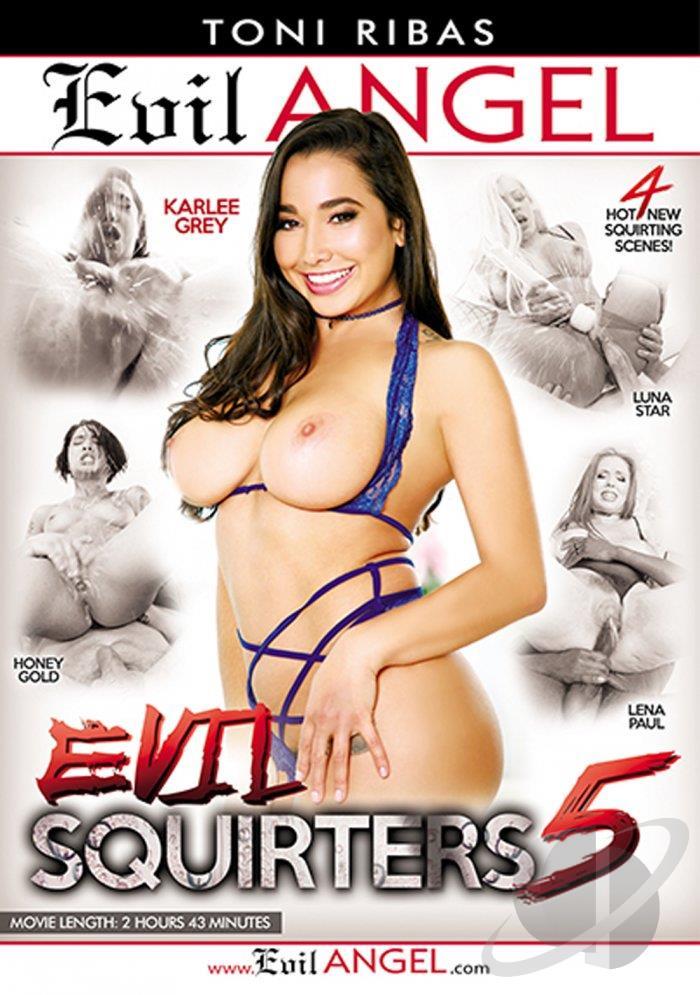 Evil Squirters 5 XXX DVDRip x264-FBGM
