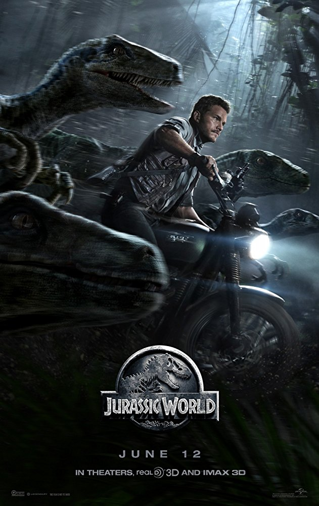 Jurassic World 2018 V2 HC HDRip XviD AC3-EVO
