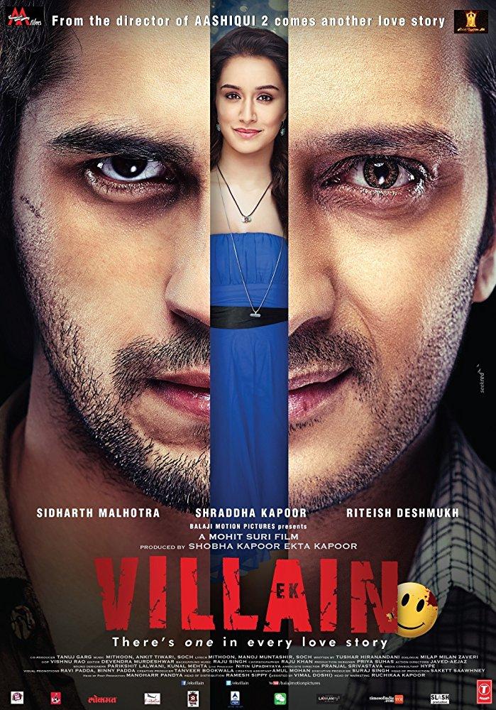 Ek Villain (2014) [BluRay] [1080p] YIFY