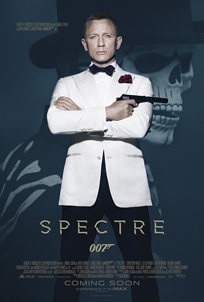 Spectre (2015) [BluRay] [720p] YIFY