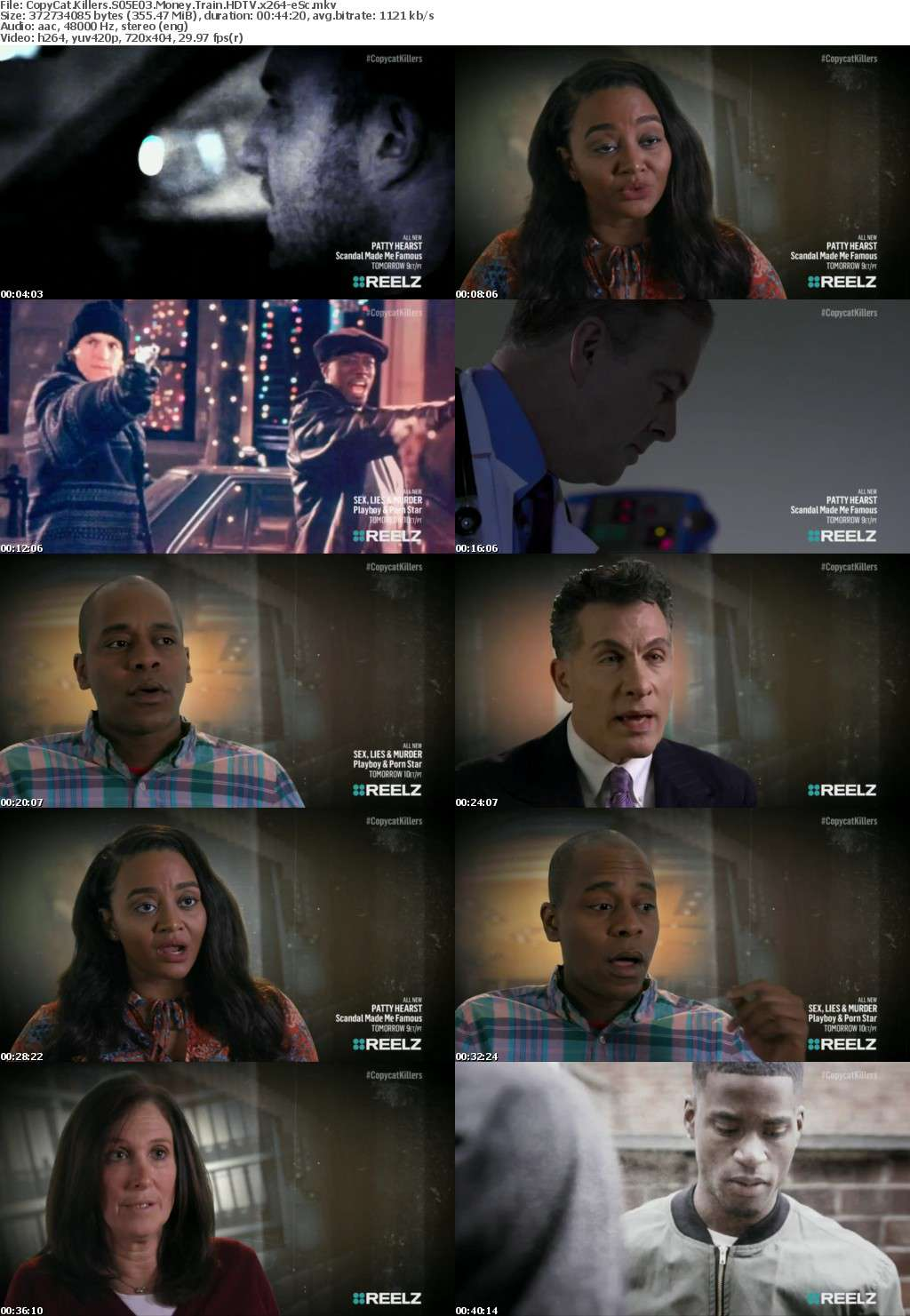 CopyCat Killers S05E03 Money Train HDTV x264-eSc