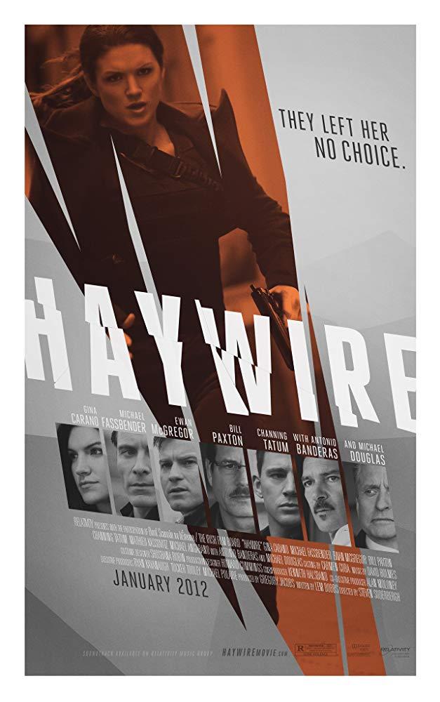 Haywire 2011 1080p BluRay x264 Dual Audio Hindi 2 0 - English DD 5 1 ESub MW
