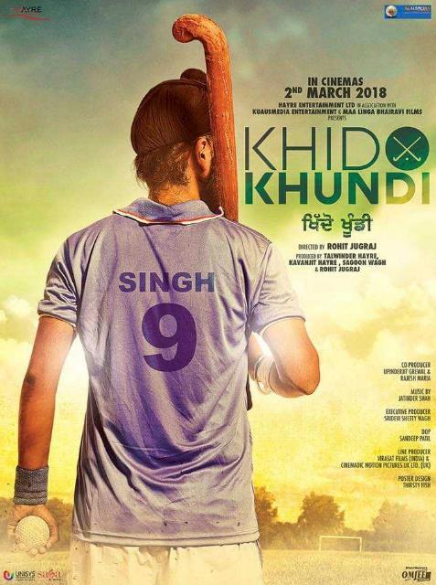 Khido Khundi (2018) Punjabi 720p HDRip x264-DLW