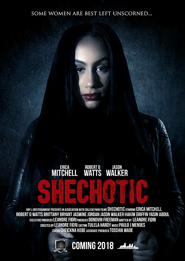 SheChotic 2018 HDRip AC3 X264-CMRG
