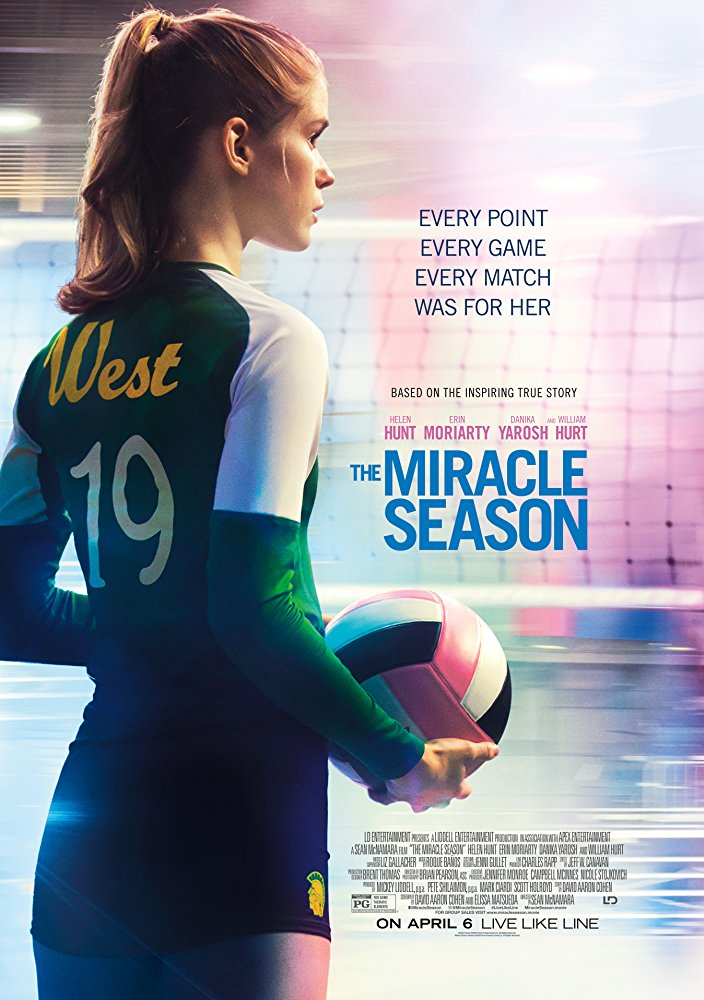 The Miracle Season 2018 720p BluRay X264 LLG