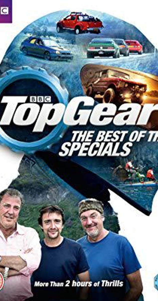Top Gear The Best of the Specials 2017 DVDRip x264-ARiES