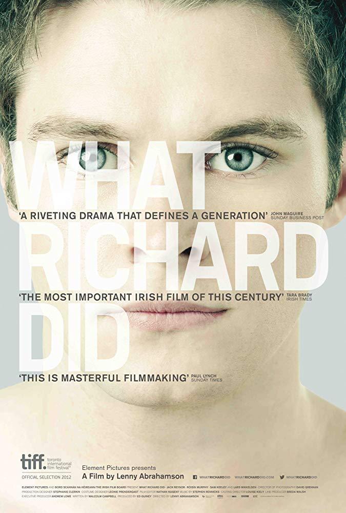 What Richard Did 2012 BRRip XviD MP3-XVID